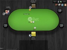 screenshot 24hBet poker