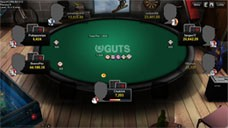 screenshot Guts Poker