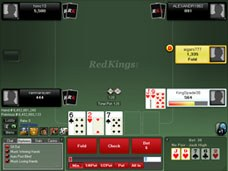screenshot redkings poker