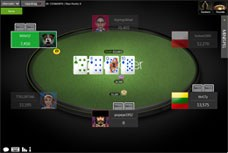 screenshot titan poker